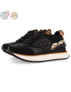 Sneaker acolchada