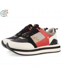 Sneaker combinada