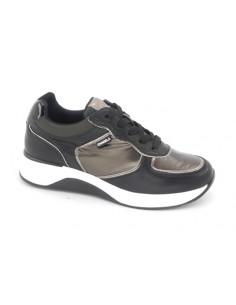 Sneaker cordones anorak